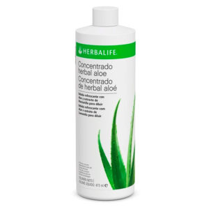 Concentrado Herbal Aloe Original 473 ml