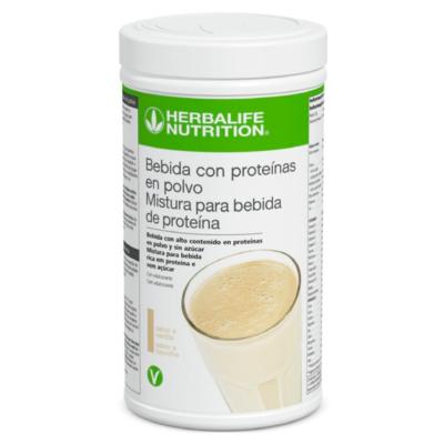 Bebida con Proteínas en Polvo Vainilla