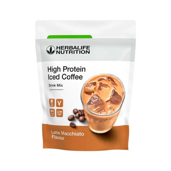 High-Protein-Iced-Coffee-Latte-Macchiato-