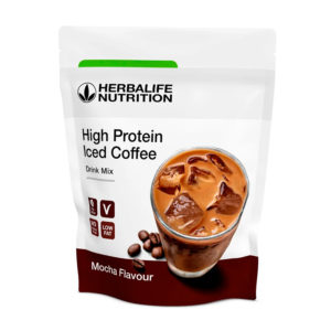 High Protein Iced Coffee Mocha 322 g