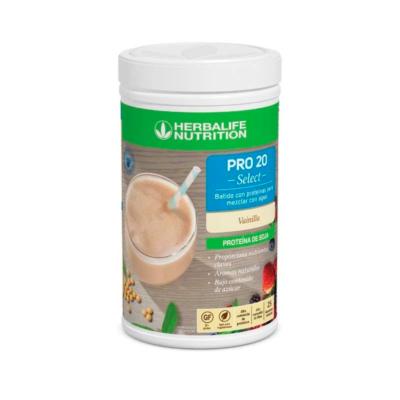 PRO 20 Select – Batido con proteínas para mezclar con agua